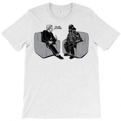 Paternity Test T-shirt Designed By Jafarnr1966