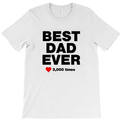 I Love You Three Thousand T-shirt Designed By Ria Amarzhani