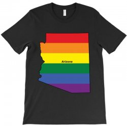 arizona rainbow flag T-Shirt | Artistshot