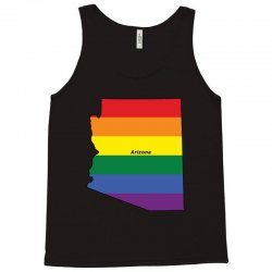 arizona rainbow flag Tank Top | Artistshot