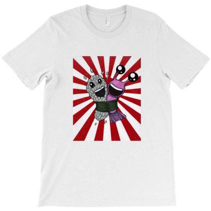 Sushi Hug T-shirt Designed By Ria Amarzhani
