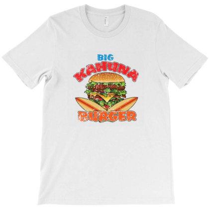 Big Kahuna Burger T-shirt Designed By Ria Amarzhani