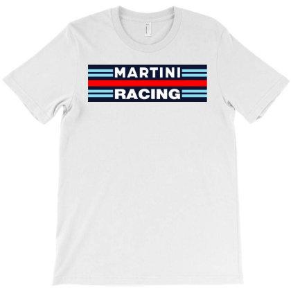 Martini Racing Logo T-shirt Designed By Ria Amarzhani
