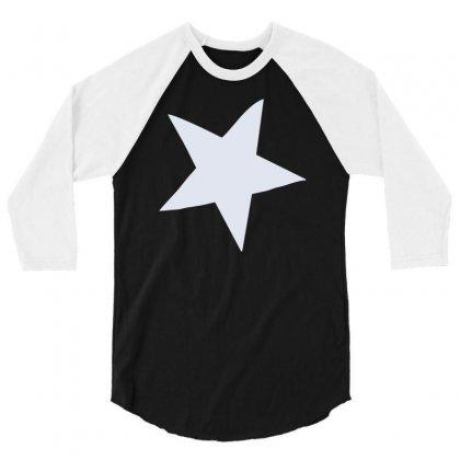 Fashion Men 3/4 Sleeve Shirt Designed By Henz Art