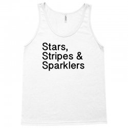 stars, stripes and sparklers 4th of july Tank Top | Artistshot