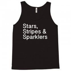 stars, stripes and sparklers 4of july w Tank Top | Artistshot