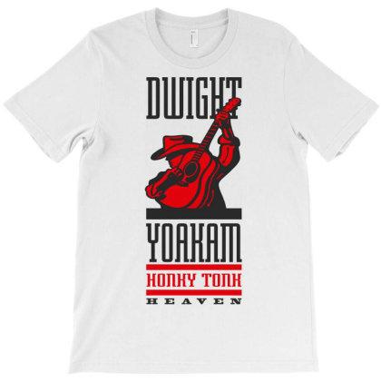 Dwight Yoakam Music T-shirt Designed By Welcome12
