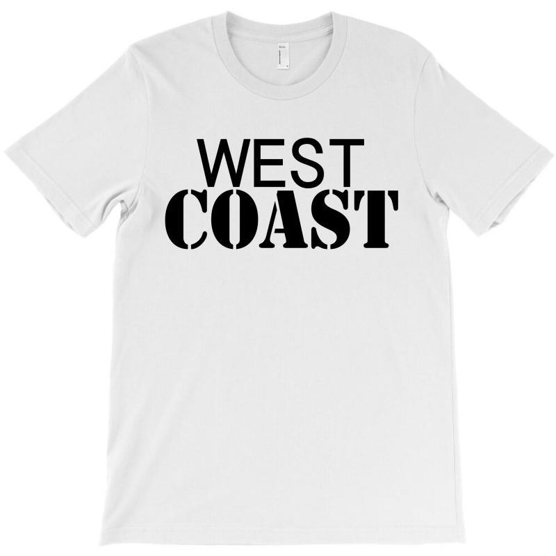 West Coast T-shirt | Artistshot