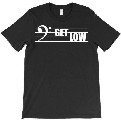 Bass Clef Symbol T-shirt Designed By Wowotees