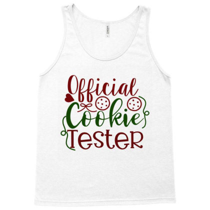 Official Cookie Tester Tank Top Designed By Chiks