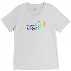 One Pulse Orlando Strong V-Neck Tee | Artistshot