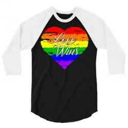 Love Wins One Pulse Orlando Strong 3/4 Sleeve Shirt | Artistshot