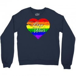 Love Wins One Pulse Orlando Strong Crewneck Sweatshirt | Artistshot