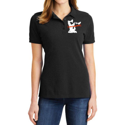 Ridiculousness Ladies Polo Shirt Designed By Gooseiant