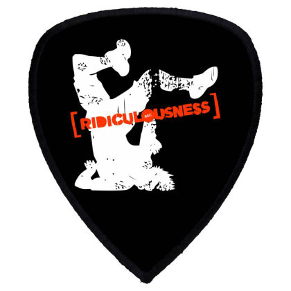 Ridiculousness Shield S Patch Designed By Gooseiant