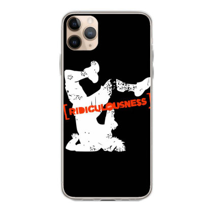 Ridiculousness Iphone 11 Pro Max Case Designed By Gooseiant