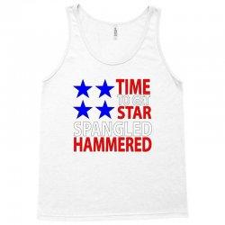 time to get star spangled hammered Tank Top   Artistshot