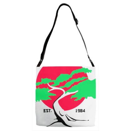 Miyagi Do Original Adjustable Strap Totes Designed By Reli Juali