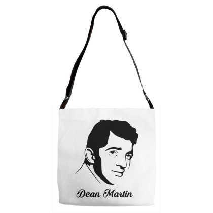 Dean Martin Adjustable Strap Totes Designed By Kimochi
