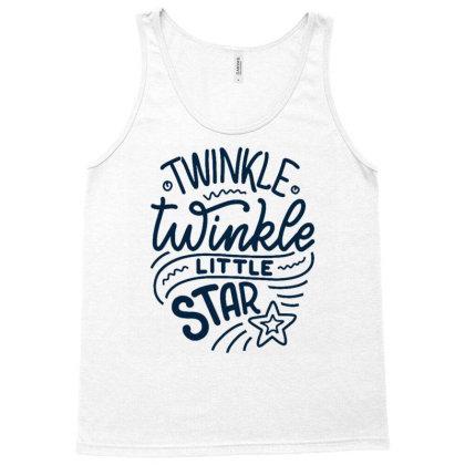 Twinkle Little Star Tank Top Designed By Dulart