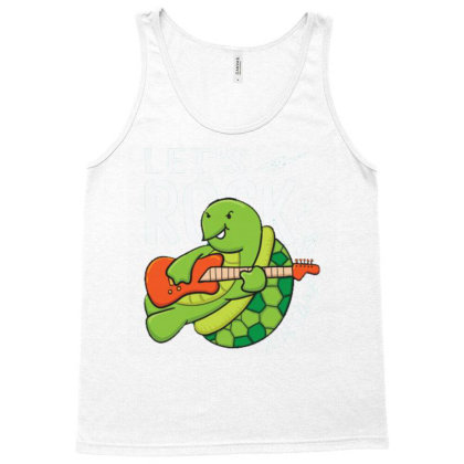Turtle Tank Top Designed By Dulart