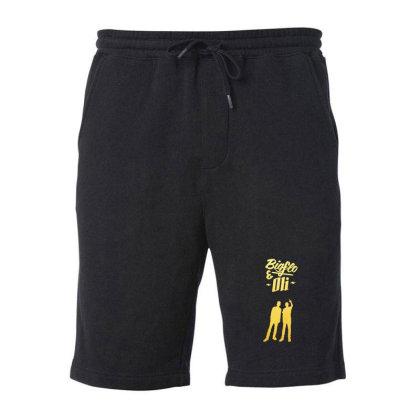 Rap Band Bigflo & Oli Fleece Short Designed By Reli Juali