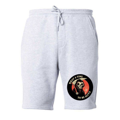 Merchandise Fleece Short Designed By David Stropher