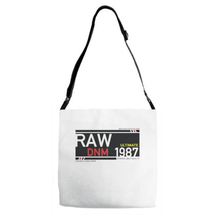 Ultimate 1 Adjustable Strap Totes Designed By Dulart