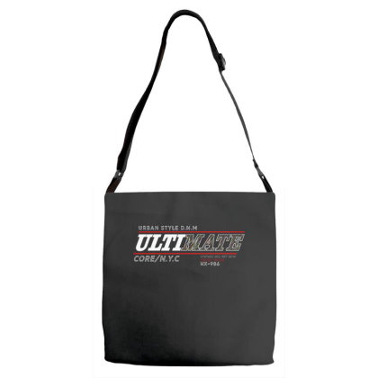 Ultimate 2 Adjustable Strap Totes Designed By Dulart