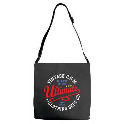 Ultimate 3 Adjustable Strap Totes Designed By Dulart