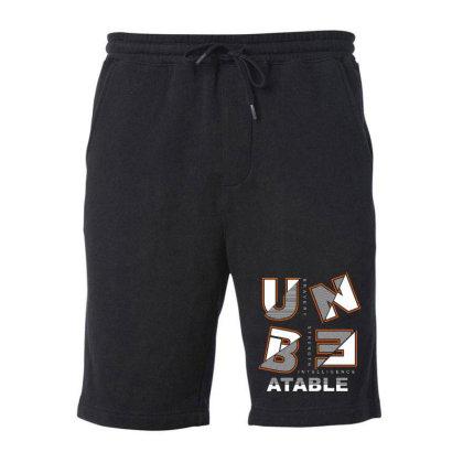Unbeatable Fleece Short Designed By Dulart