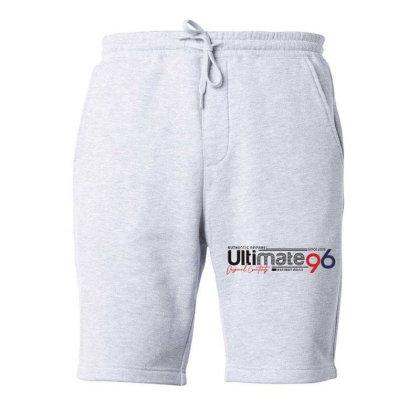 Ultimate 96 Fleece Short Designed By Dulart