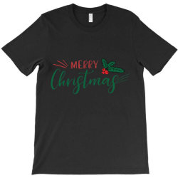 Merry Christmas Fruit T-shirt Designed By Samlombardie