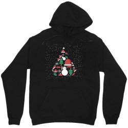 Christmas Background Unisex Hoodie Designed By Lorenzoichester