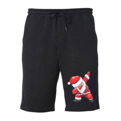 Cute Santa Claus Dubbing Fleece Short Designed By Lorenzoichester