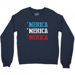 America Crewneck Sweatshirt | Artistshot