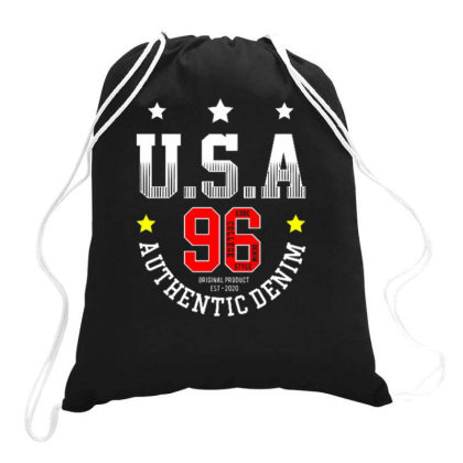 Usa Drawstring Bags Designed By Dulart