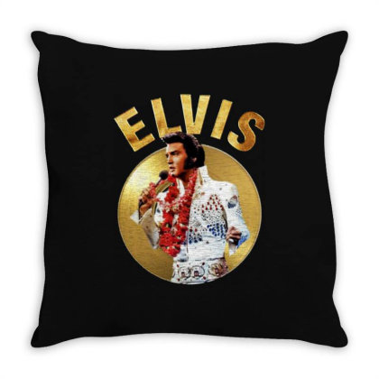 Elvis Baby Throw Pillow Designed By Kimochi