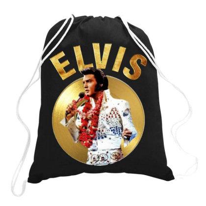 Elvis Baby Drawstring Bags Designed By Kimochi