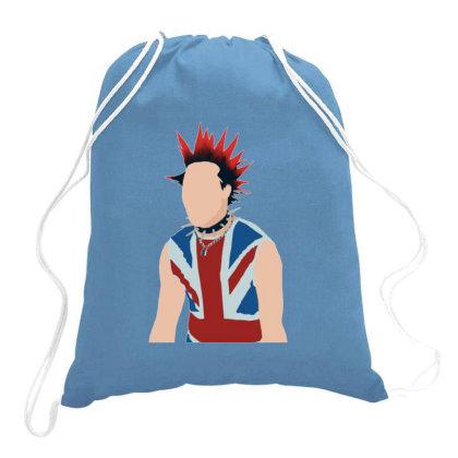 Yungblud Album Drawstring Bags Designed By Yahyafasya