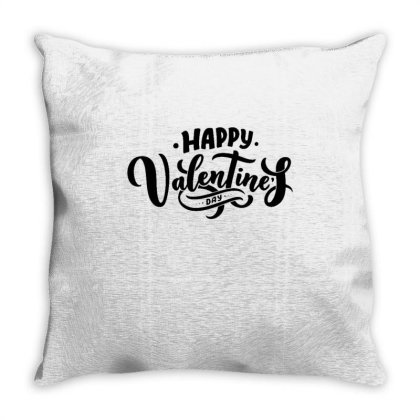 Valentine's Day 4 Throw Pillow Designed By Dulart