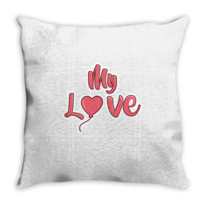 Valentine Days Throw Pillow Designed By Dulart