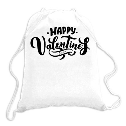 Valentine's Day 4 Drawstring Bags Designed By Dulart