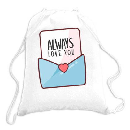 Valentine Day Drawstring Bags Designed By Dulart