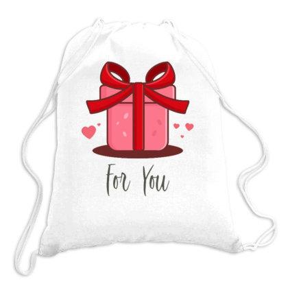Valentine Days 1 Drawstring Bags Designed By Dulart