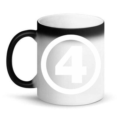 Fantastic Four Magic Mug Designed By Kimochi
