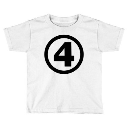 Four Film Toddler T-shirt Designed By Kimochi
