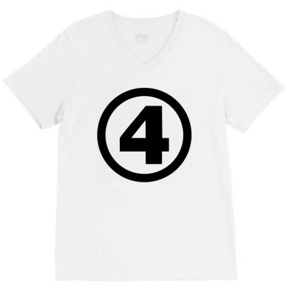 Four Film V-neck Tee Designed By Kimochi