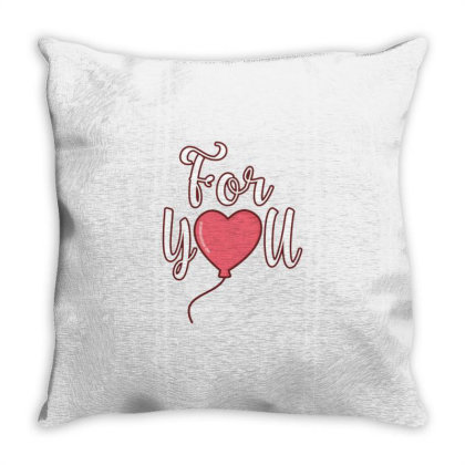 Valentine's Day Throw Pillow Designed By Dulart