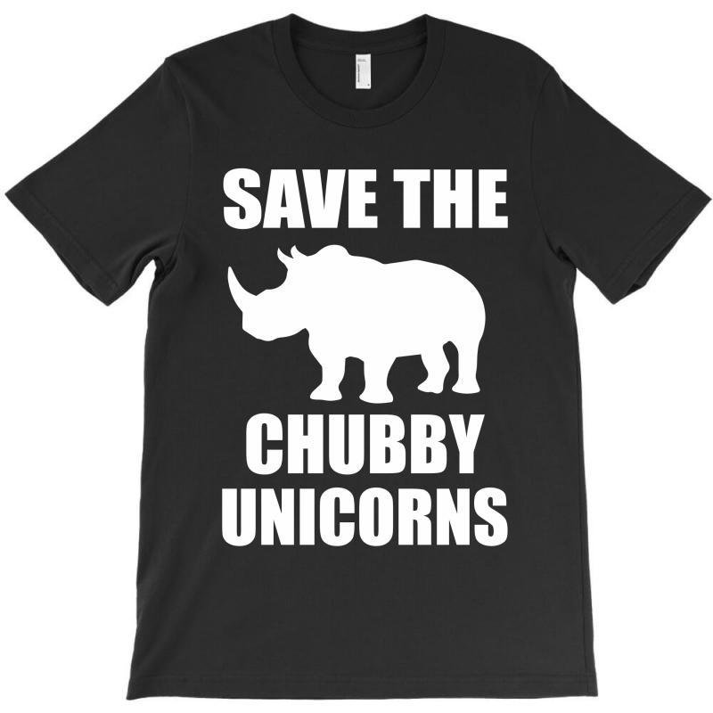 Save The Chubby Unicorn T-shirt | Artistshot